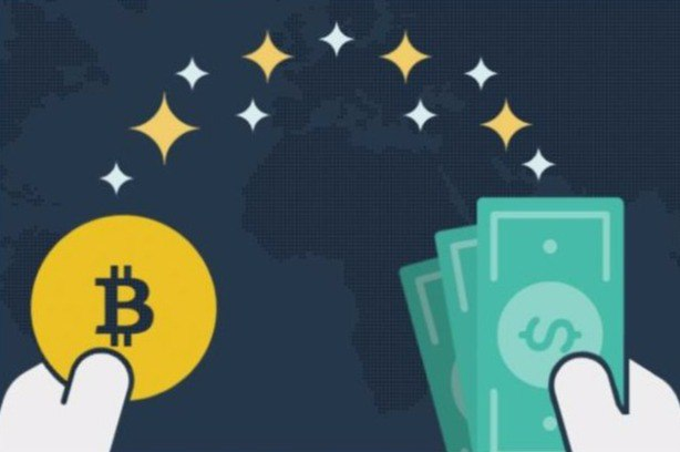 bitcoin dollar exchange money